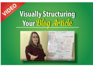 visually structuring your blog article Lodestar Collaboration Nala Henkel-Aislinn blogging
